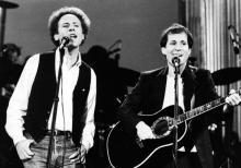 Simon & Garfunkel - I Am A Rock